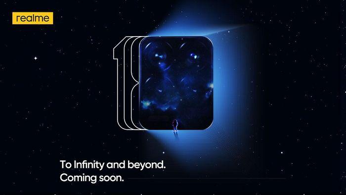 Realme 8 series sắp ra mắt với camera 108MP