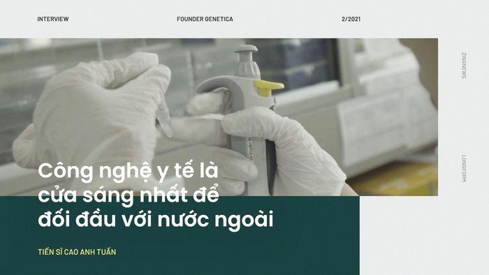 'Công nghệ Y tế là cửa sáng để Việt Nam cạnh tranh quốc tế'