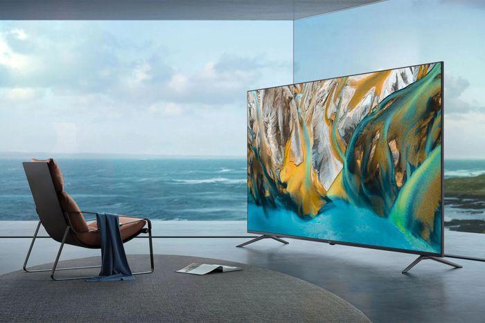 Redmi MAX TV 86 inch ra mắt: tần số quét 120Hz, HDMI 2.1, Dolby Vision / Atmos