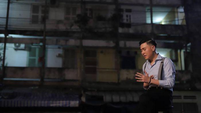 Vương Anh Tú: 'Ca hát là đam mê lớn nhất đời tôi'