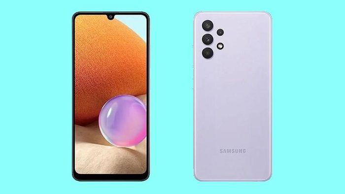 Galaxy A32 4G ra mắt - Pin lớn 5.000mAh, giá bán vẫn còn là ẩn số