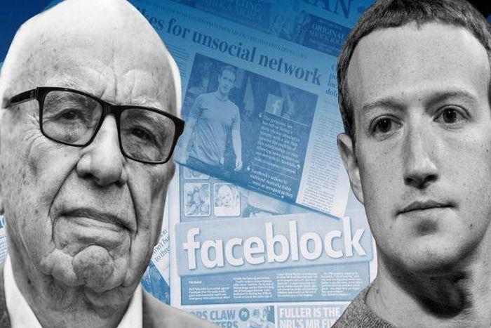 Chặn tin tức ở Australia, Facebook 'chĩa mũi giáo' vào Đế chế Murdoch?