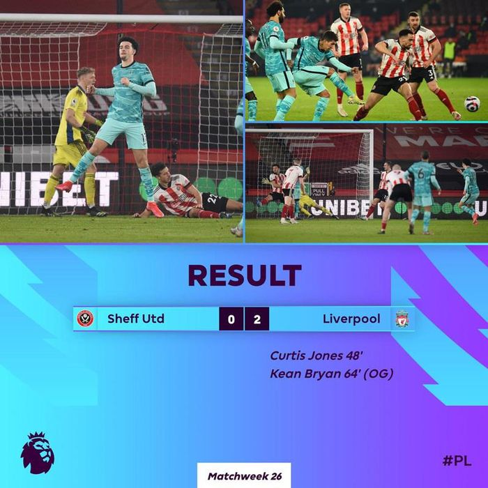 Liverpool thắng 'rửa mặt' đội bét bảng
