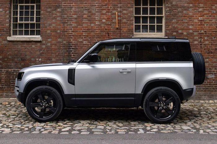 Top 10 xe SUV có thiết kế ấn tượng nhất năm 2021