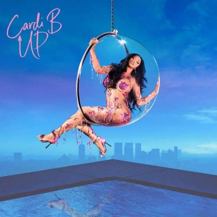 Cardi B độc chiếm ngôi đầu bảng xếp hạng âm nhạc Mỹ với 'Up'