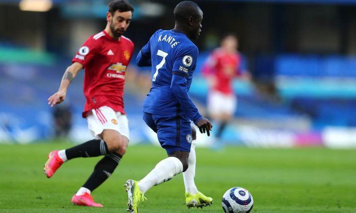 TRỰC TIẾP Chelsea 0 - 0 MU: Pressing nghẹt thở