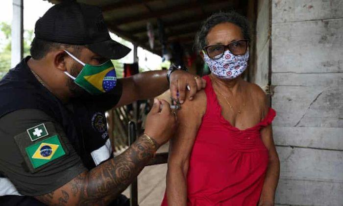 Đột biến đáng sợ của biến chủng mới khiến Brazil 'thất thủ'