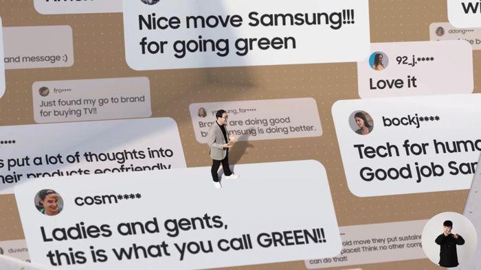 Samsung tạo không gian sống khác biệt nhờ hàng loạt sản phẩm mới