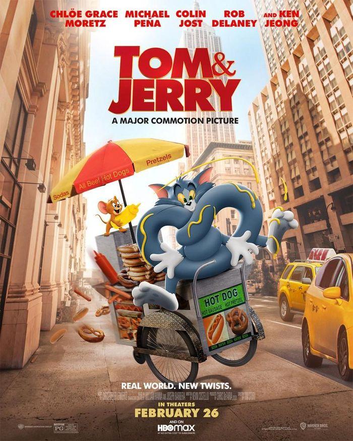 Tom & Jerry và màn tái xuất ấn tượng ở phòng vé