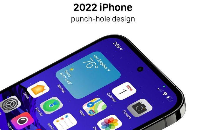 IPhone 2022 sẽ 'học theo' Samsung?