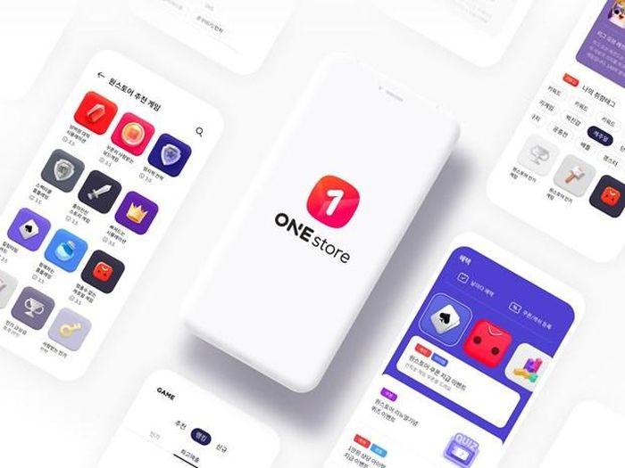 Hàn Quốc đầu tư vào ONE Store để cạnh tranh với Google Play Store