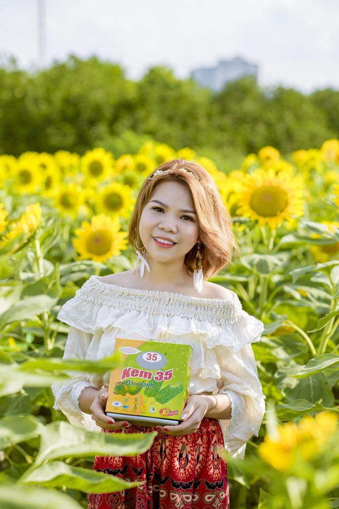 CEO Nguyễn Thị Thắm– Độc quyền Kem 35 chúng tôi lấy chất lượng làm đầu