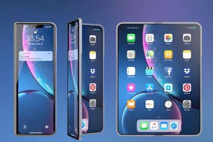 Iphone Fold màn hình gập sẽ xuất hiện năm 2023?
