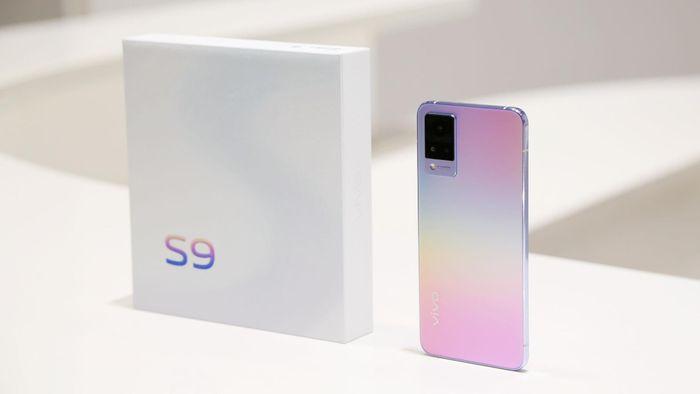 Vivo S9 ra mắt: chip Dimensity 1100 đầu tiên, màn hình 90Hz, giá từ 463 USD