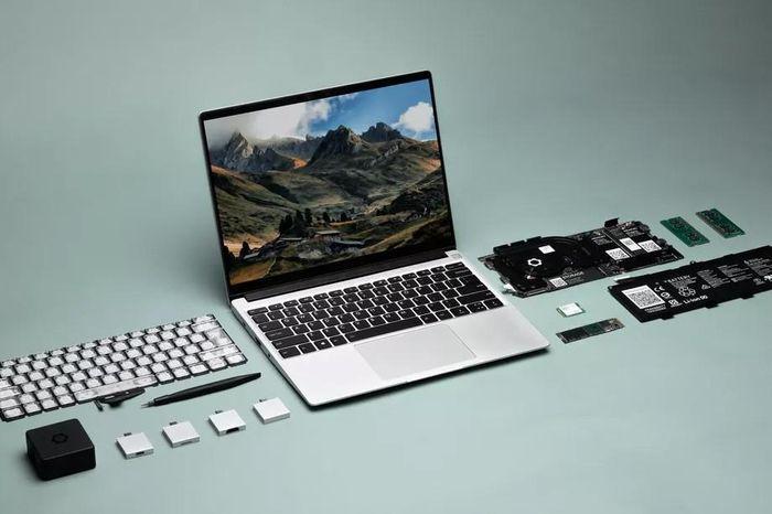 Laptop 'độc' cho người dùng tùy chọn tự dựng theo ý muốn