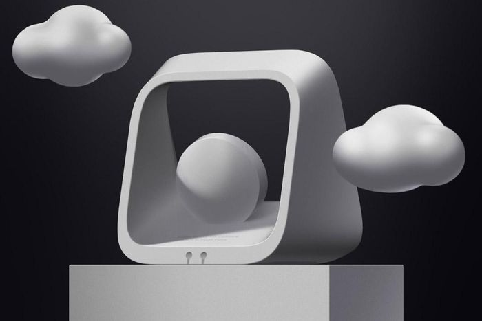 Ý tưởng chân sạc iPhone lấy cảm hứng từ buổi bình minh