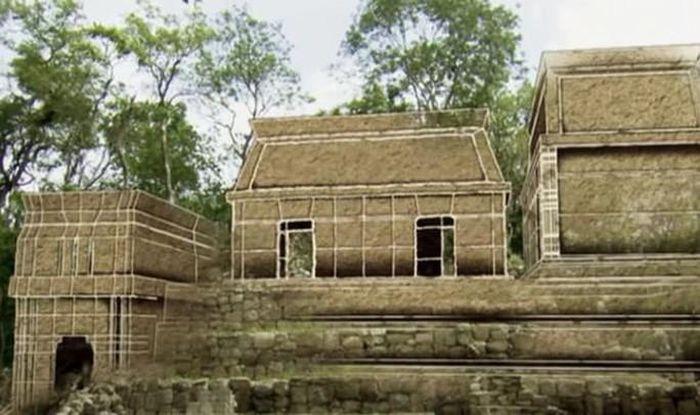 Mở kim tự tháp Maya, phát hiện 'đường vào' một thế giới khác chưa từng biết