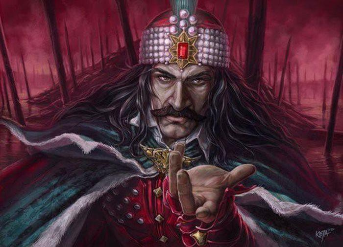 Vén màn đòn tra tấn của 'Bá tước Dracula' báo thù cho cha