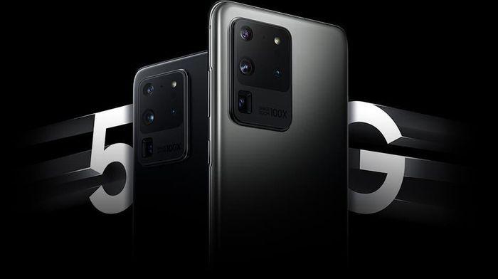 Galaxy S20+ là smartphone có tốc độ 5G nhanh nhất thế giới