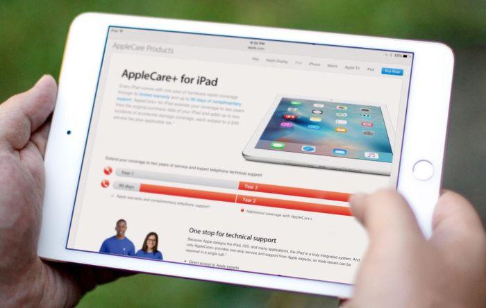 Apple bị kiện vì gói bảo hành dùng hàng kém chất lượng