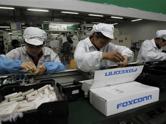 Foxconn đầu tư 700 triệu USD vào Việt Nam