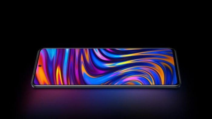 IQOO Neo5 đi kèm màn hình 120Hz, tốc độ lấy mẫu 1000Hz