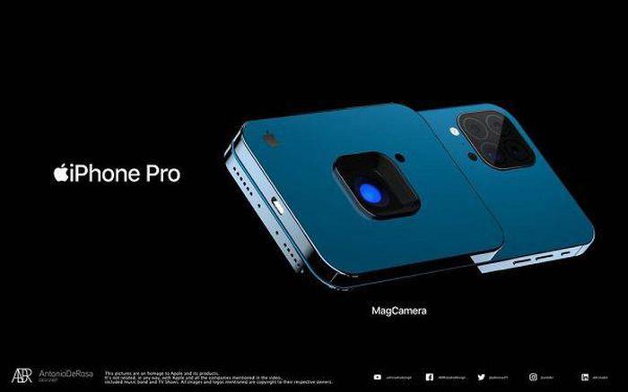 IPhone 2022 sẽ có thiết kế 'siêu mỏng' nhờ camera unibody