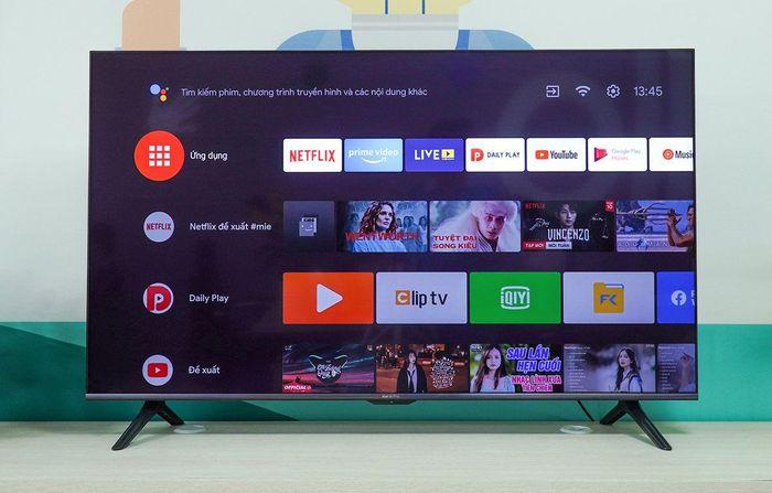 Smart TV iSLIM Pro 10 - TV thương hiệu Việt đầu tiên chạy Android 10