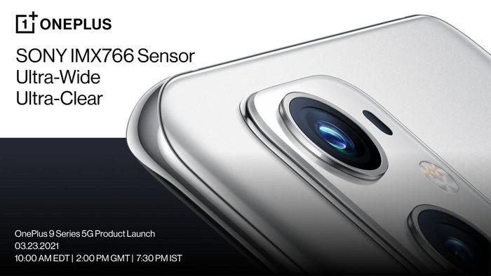 OnePlus 9 series hé lộ sample ảnh chụp bởi camera siêu rộng 50MP