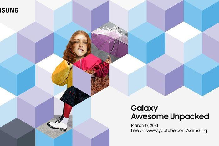 Samsung sắp ra mắt loạt smartphone Galaxy tầm trung ngày 17/3