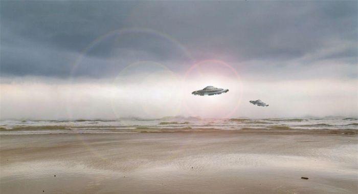 Các nhân chứng kể lại cuộc chiến của 2 UFO trên bầu trời Australia