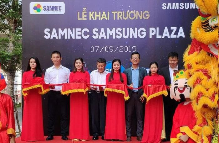 Tập đoàn Samnec - đối tác của Samsung và Sony, lãi 'siêu mỏng', chưa vá xong lỗ lũy kế