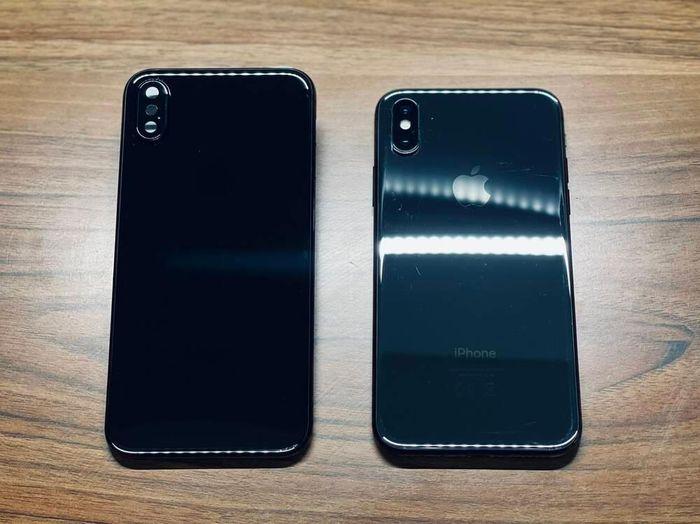 Lộ hình ảnh chiếc iPhone X đặc biệt Apple chưa từng ra mắt