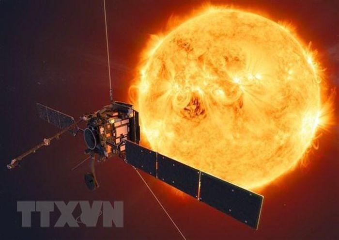 Nhà khoa học Trung Quốc chụp được hình ảnh vầng sáng quanh Mặt Trời
