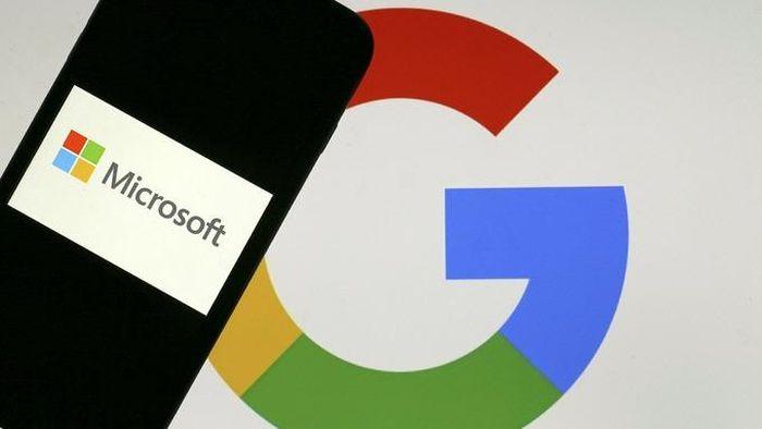 Google và Microsoft 'cãi nhau'