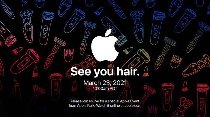 Apple gửi thư mời sự kiện mùa xuân diễn ra vào 23/3 tuần tới?