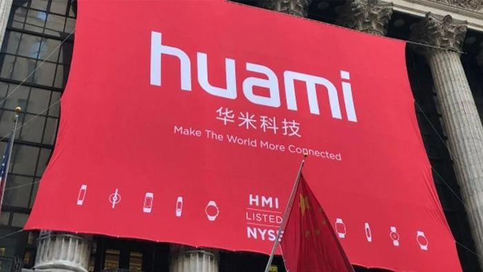 Huami Technology đã xuất xưởng 45,7 triệu thiết bị đeo vào năm 2020