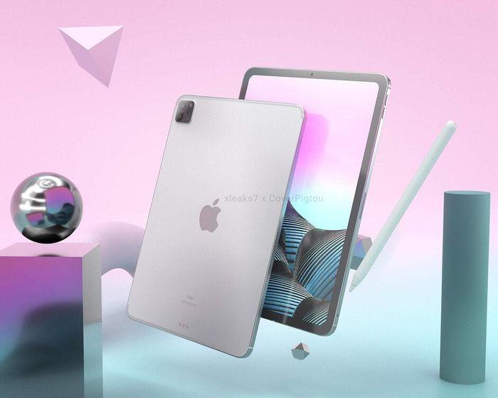 Sắp có iPad mới