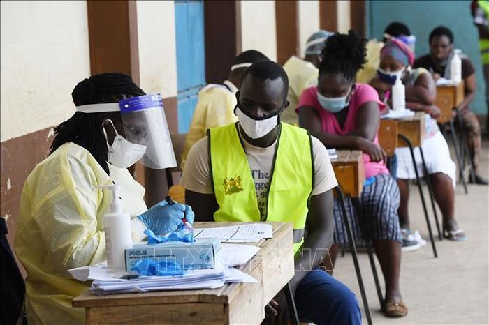 Biến thể mới của virus SARS-CoV-2 đã xuất hiện tại 17 quốc gia châu Phi