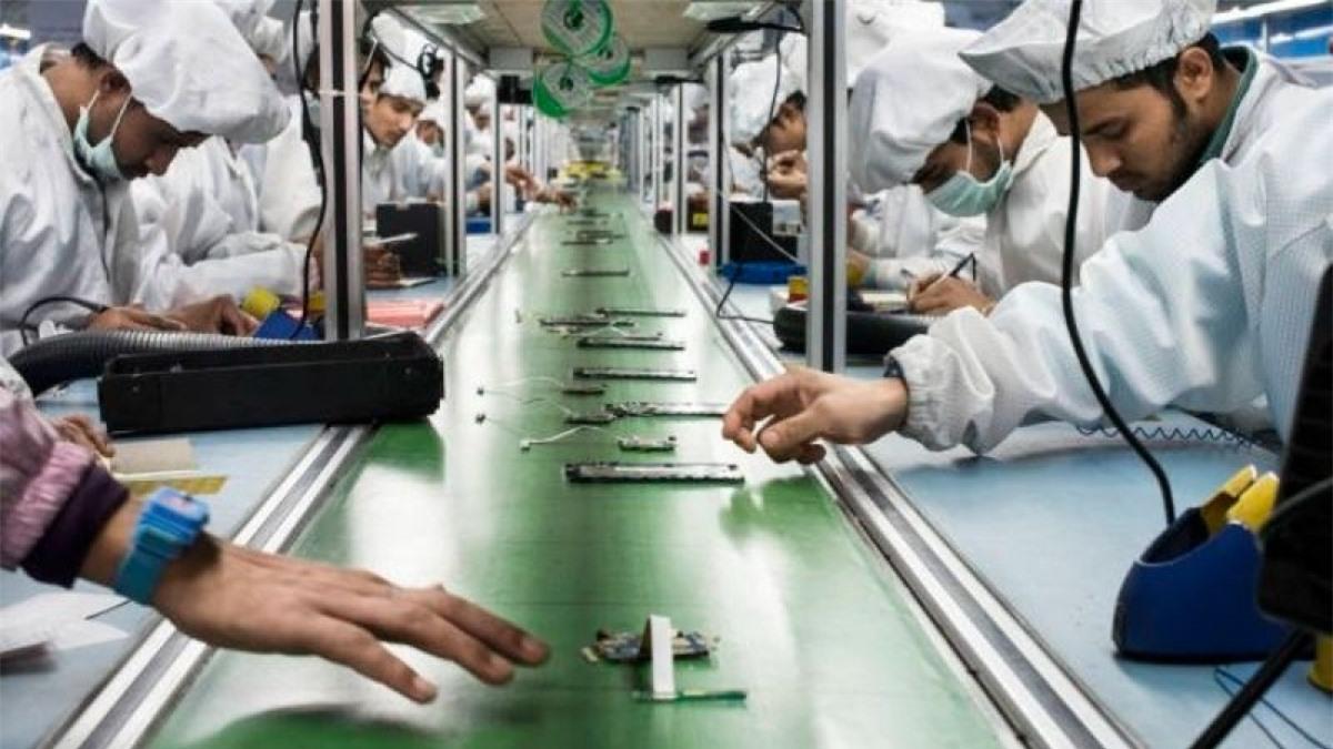 Apple tiếp tục giảm sự phụ thuộc vào Trung Quốc