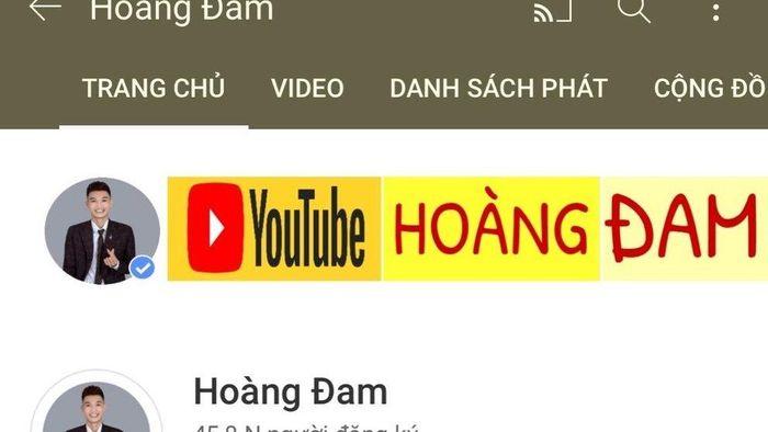 Blogger Hoàng Đam, chàng trai 9x đam mê viết blog