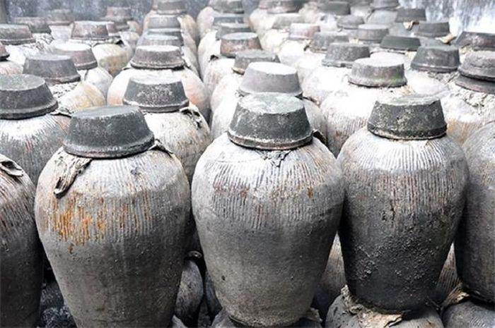 Chất lỏng kỳ bí trong khu mộ cổ 3.000 năm tuổi