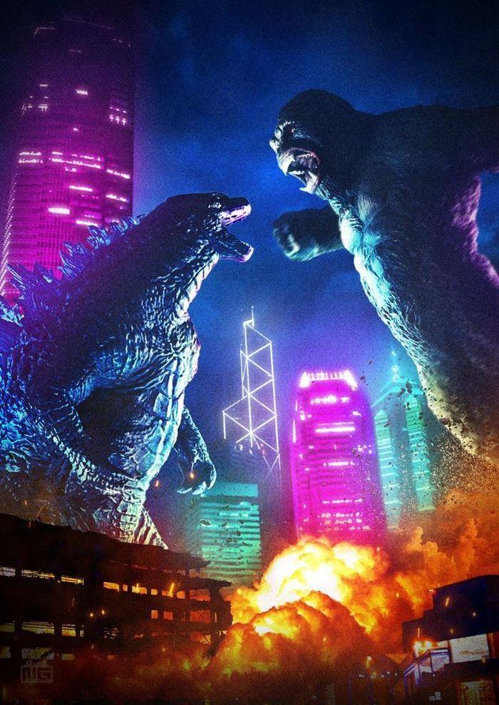 Những con số không thể tin nổi về bom tấn 'Godzilla đại chiến Kong' làm chao đảo rạp chiếu