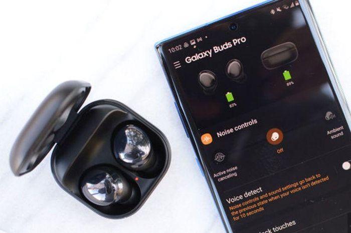 Mẫu tai nghe Samsung Galaxy Buds Pro mới có thể hỗ trợ người khiếm thính