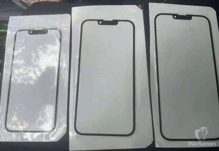 Đây có thể là mặt trước của iPhone 13
