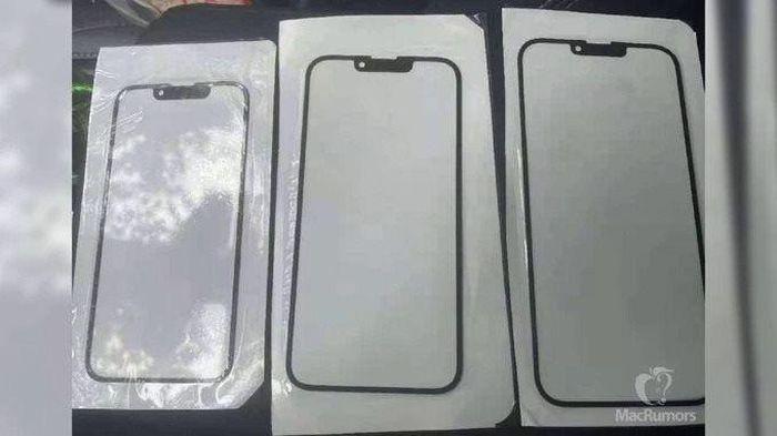Lộ ảnh iPhone 13 có phần notch nhỏ hơn