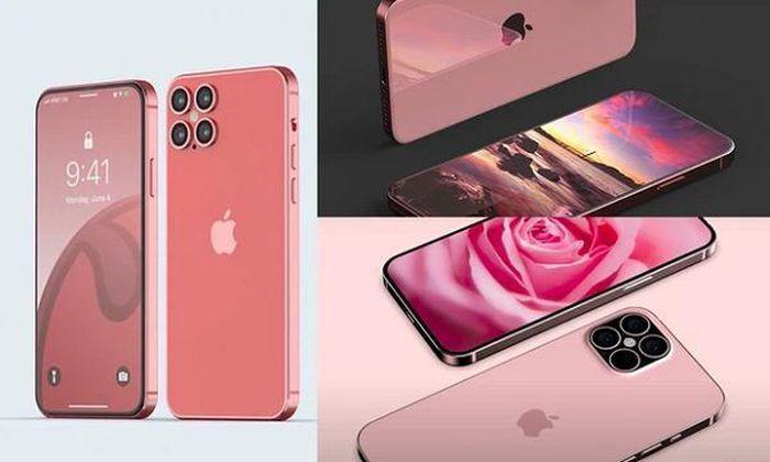 Rò rỉ hình ảnh iPhone 13 màu hồng và thời điểm ra mắt chính thức