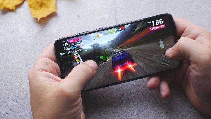 Điện thoại chơi game của Redmi sử dụng Dimensity 1200 và 2 nút trigger