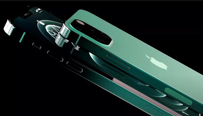 Cận cảnh iPhone 13 Pro Max đẹp nhất từng có, iFan hùn tiền dần là vừa