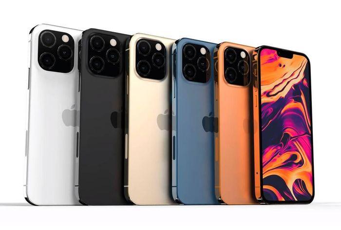 Lộ diện 3 màu sắc sang chảnh sẽ có trên iPhone 13 khiến dân tình 'bấn loạn'